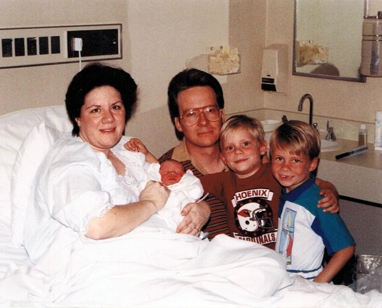 Family - David's Story