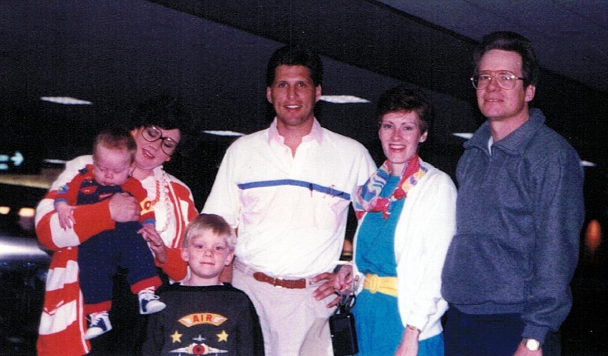 Family Photo 5 - David's Story
